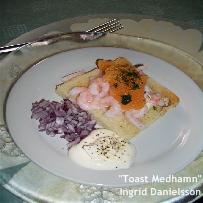 Toast Medhamn