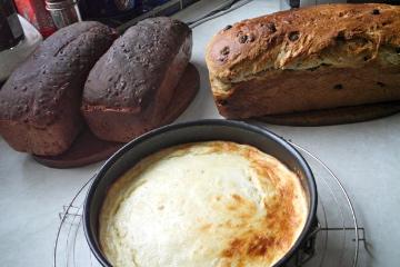Topfensoufflé-Torte / Quarksoufflé-Torte