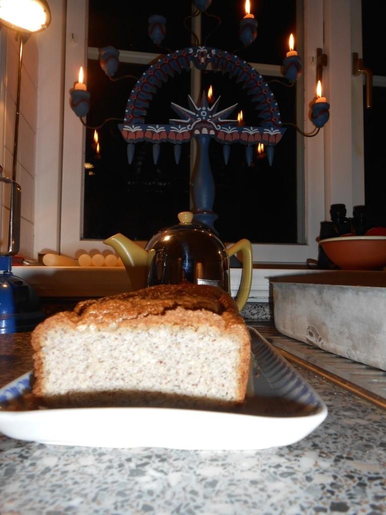 LCHF Marokkanischer Mandelkuchen