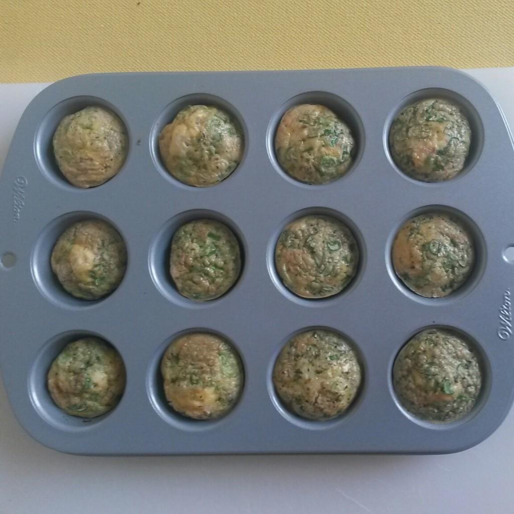 LCHF Eier-Muffins